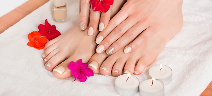 toe-nails